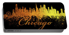 Chicago Illinois Skyline 41 Portable Battery Charger