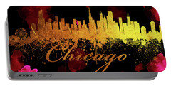 Chicago Illinois Skyline 42 Portable Battery Charger