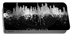 Chicago Illinois Skyline 56 Portable Battery Charger