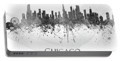 Chicago Illinois Skyline 57 Portable Battery Charger