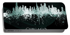 Chicago Illinois Skyline 66 Portable Battery Charger