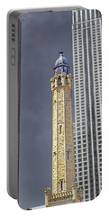 Chicago Sights Portable Battery Charger