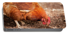Chicken On The Farm Portable Battery Charger