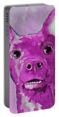 Chihuahua Puppy Dog Portrait Portable Battery Charger