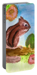 Chipmunk By Dee Portable Battery Charger