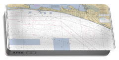 Choctawhatchee Bay Noaa Chart 11388 Portable Battery Charger