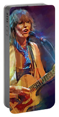 Chrissie Hynde Portable Battery Charger