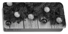 Christmas 4 Portable Battery Charger