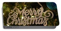 Christmas Portable Battery Charger