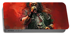 Chuck Billy, Testament Portable Battery Charger