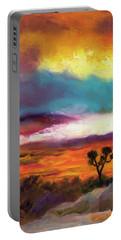 Cindy Beuoy - Arizona Sunset Portable Battery Charger