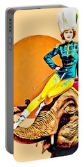 Circus Poster 01 Portable Battery Charger