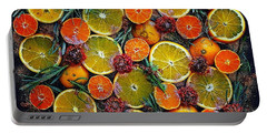 Citrus Time Portable Battery Charger