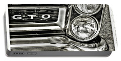 Classic Pontiac Portable Battery Charger