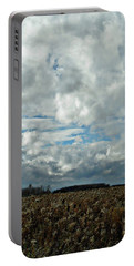 Clear Cloudy Day Portable Battery Charger