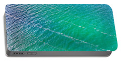 Clear Water Imagery  Portable Battery Charger