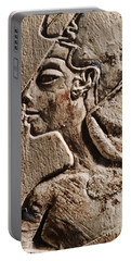 Portable Battery Charger featuring the photograph Cleopatra by Sue Harper