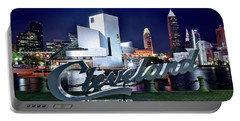 Cleveland Ohio 2019 Portable Battery Charger