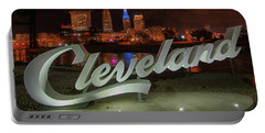 Cleveland Proud  Portable Battery Charger