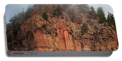 Cliff Face Hz Portable Battery Charger