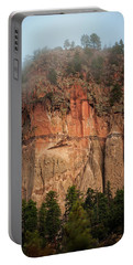 Cliff Face Portable Battery Charger