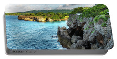 Cliffside Views Portland Jamaica Portable Battery Charger