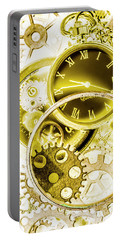 Clock Watches Portable Battery Charger