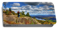 Portable Battery Charger featuring the photograph Close To Heaven On Earth by David Patterson