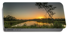 Cloudless Hungryland Sunrise Portable Battery Charger