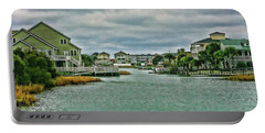 Coastal Waterway Portable Battery Charger