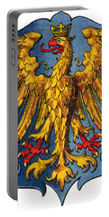 Coat Of Arms Of The Duchy Of Friuli Portable Battery Charger