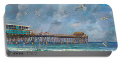 Cocoa Beach Pier Portable Battery Charger