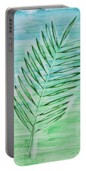 Coconut Leaf Portable Battery Charger