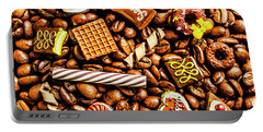 Coffee Candy Portable Battery Charger