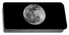 Full Cold Moon Portable Battery Charger