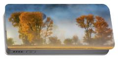Colorado Autumn Fog Portable Battery Charger