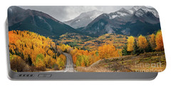 Colorado Hwy 145 Portable Battery Charger