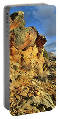 Colorful Crags In Colorado National Monument Portable Battery Charger