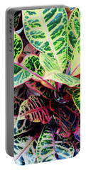 Colorful - Croton - Plant Portable Battery Charger