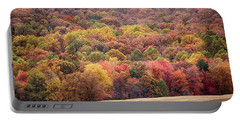 Portable Battery Charger featuring the photograph Colors Of Gettysburg by Travis Rogers