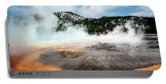 Colors Of Yellowstone Portable Battery Charger