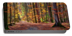 Colours Of Nature Portable Battery Charger