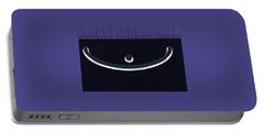 Colours. Purple Portable Battery Charger