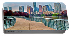 Come To Austin Texas Portable Battery Charger