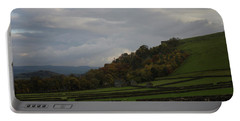 Derbyshire Stone Walls Portable Battery Charger