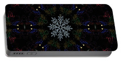 Continuous Christmas Lights Portable Battery Charger