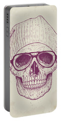 Cool Skull Portable Battery Charger