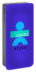 Cool Style Portable Battery Charger