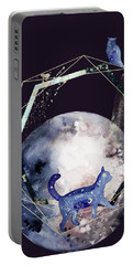 Cosmic Portal Portable Battery Charger