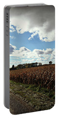 Country Autumn Curves 2 Portable Battery Charger